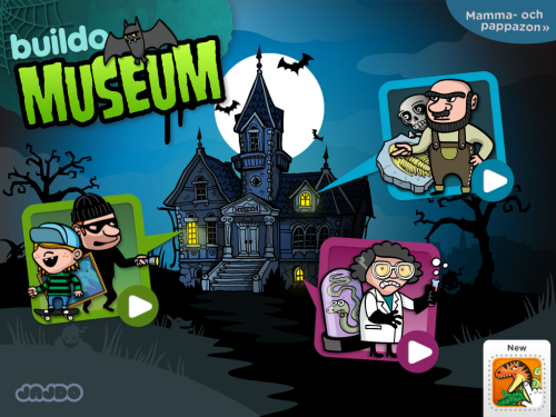 Buildo Museum by Jajdo
