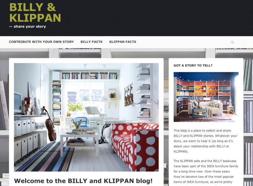 IKEA museum blog
