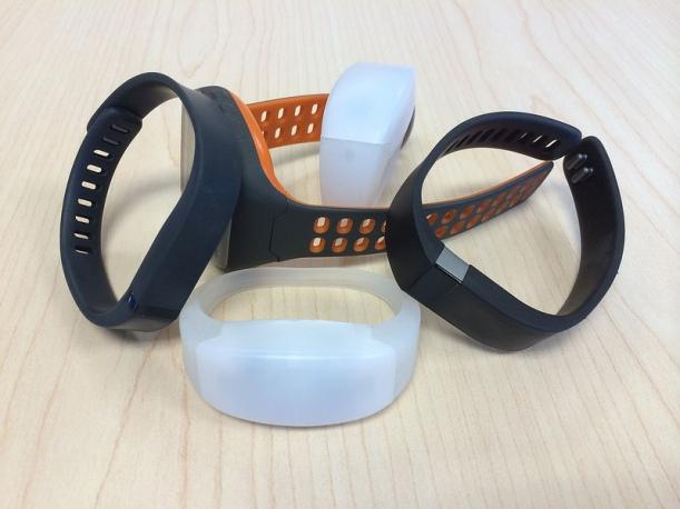 Wearable technologies. IntelFreePress, Flickr, CC-BY-SA.