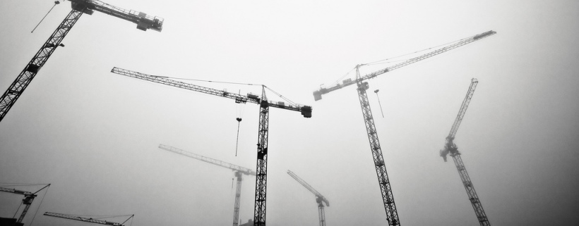 Construction. Photo. Andreas Levers, CC-BY-NC. Flickr.